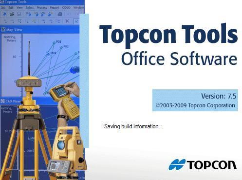 Prestação de Licenciamento de Uso dos Softwares Topcon